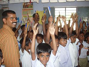 Schools Supplies for India