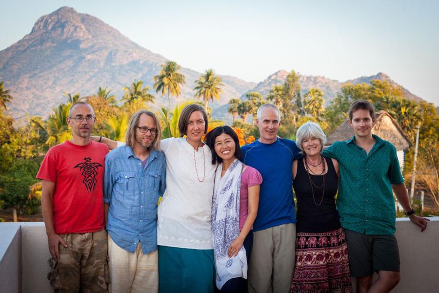 Namaste from India